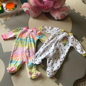 Garanimals Baby Set of 2 Pijamas